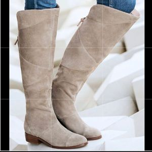 Sole Society Tiff Over the Knee Boots